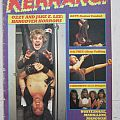 Ozzy Osbourne - Other Collectable - Kerrang! - # 64 (1984)