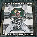 SOD - Speak English Or Die (Vinyl)
