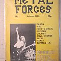 Metal Forces - Magazine #1