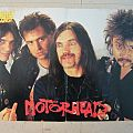 Motörhead - Kerrang poster Other Collectable