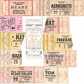 Various Artists - Ticket Stubs (1977 - 1980)