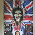 Virus - Other Collectable - Metalworks Records - Britain Thrashing Back! (Poster)