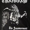 Chainsaw - The Announcement (shirt)