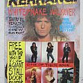 Whitesnake - Other Collectable - Kerrang! - # 177 (1988)