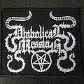 Diabolical Messiah - logo patch