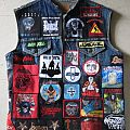 Venom 1983 Painted Vest