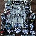 Pentagram (Chile) - Battle Jacket - Extreme Chilean Metal Vest  (updated)