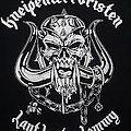 Kneipenterroristen - Motorhead Lemmy tribute (shirt)