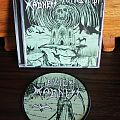 Evil Madness / Infant Death (Split CD) + patch