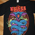 Kylesa - TShirt or Longsleeve - [PREVIOUSLY OWNED] Kylesa shirt - Cobra design