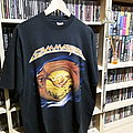 Gamma Ray - TShirt or Longsleeve - Gamma Ray Land of the free tour 95/96