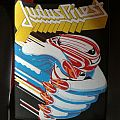 Judas Priest Turbo Backpatch vintage
