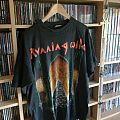 Running Wild - TShirt or Longsleeve - Running Wild Pile of  Skulls shirt Official