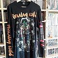 Running Wild - TShirt or Longsleeve - Running Wild Pile of Skuls Tour 1993 Shirt
