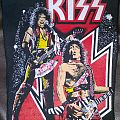 Kiss Backpatch Lick It Up