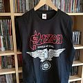 Saxon Wheels Of Steel (Oficial Shirt)