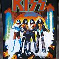 Kiss Backpatch Love Gun