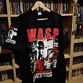 W.A.S.P. - TShirt or Longsleeve - Wasp Tour 25 Anniversary Crimson Idol Reidolized Tour 2017