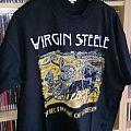 Virgin Steele - TShirt or Longsleeve - Virgin Steele The House Of Atreus Tour 2001