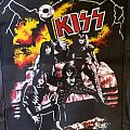 Kiss Backpatch Creatures Of The Night