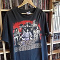 Ozzy Osbourne - TShirt or Longsleeve - Ozzy osbourne no rest for the wicked tour 88-89