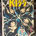 Kiss Backpatch Crazy nights