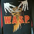 W.A.S.P. - Patch - W.a.s.p Back patch Fuck like a beast