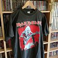 Iron Maiden - TShirt or Longsleeve - Iron Maiden Real Live Tour 1993 Shirt