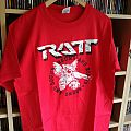 Ratt Round and Bound Concert 2008 Shirt