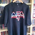 Lizzy Borden Official Shirt American Metal
