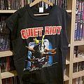 Quiet Riot Condition Critical shirt