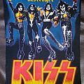 Kiss Backpatch Destroyer