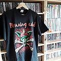 Running wild Rogues en vogue tour 2005 shirt