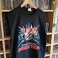 Tesla - TShirt or Longsleeve - Tesla World Tour 2007/08 Shirt
