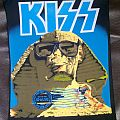 Kiss Backpatch Hot in the Shade