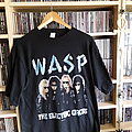 Wasp inside the electric circus shirt vintage