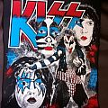 Kiss Backpatch Alive