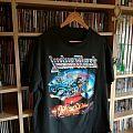 Judas Priest - TShirt or Longsleeve - Judas Priest Painkiller Shirt Tour 1990