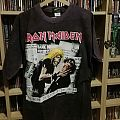 Iron Maiden - TShirt or Longsleeve - Iron Maiden Be dead Be Quick oe be dead Official shirt 1992
