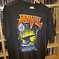 Anvil Pound For Pound Tour 89 Shirt