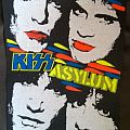 Kiss Backpatch Asylum