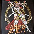 Slayer - Patch - Slayer Backpatch vintage