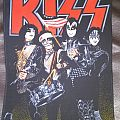 Kiss Backpatch Spirit 76