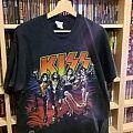Kiss - TShirt or Longsleeve - Kiss Destroyer Official Shirt