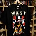 W.A.S.P. - TShirt or Longsleeve - Wasp Tour Lawless  35 Forever Tour 2017