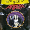 Anthrax - Patch - Anthrax Backpatch Now is dark
