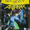 Anthrax - Patch - Anthrax Backpatch Spreading the Disease 2