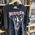Britny Fox Tour 88 shirt