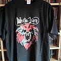 White Lion - TShirt or Longsleeve - White Lion tour 2006 Tramps'lion