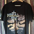 Mortal Sin - TShirt or Longsleeve - Mortal sin Face of Dispair tour shirt